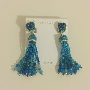 Kendra Scott Clip On Earrings